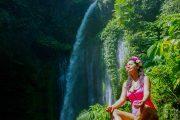 paket wisata air terjun sendang gile tiu kelep senaru lombok