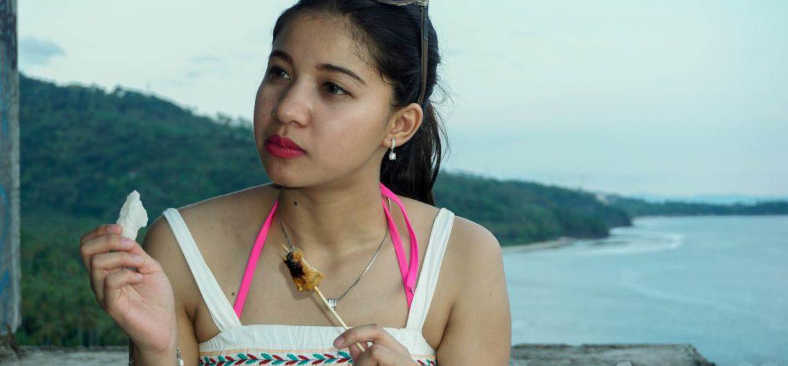 sate tanjung kecantikan lombok utara