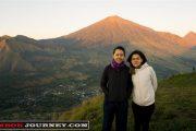 Hiking Bukit Pergasingan Lombok