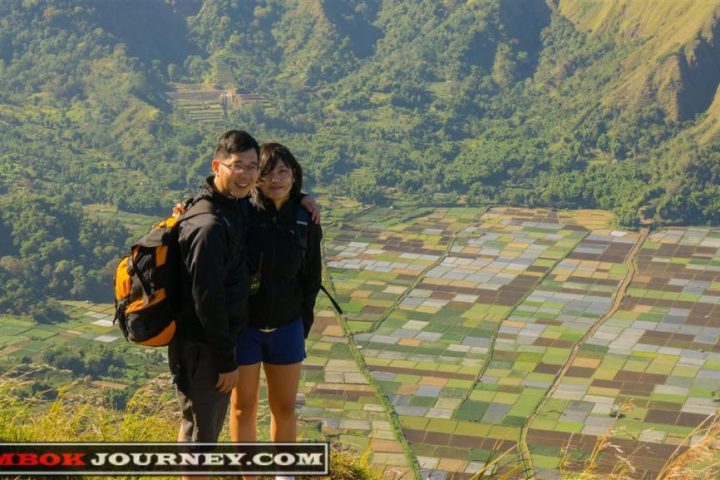 paket trekking bukit pergasingan sembalun lombok